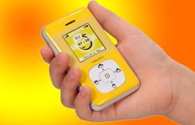 Telefon dla dziecka z GPS aQooQoo LOCO