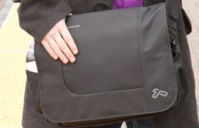 Miejska męska torba na laptop Travelon opinie