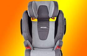 Fotelik samochodowy Recaro Monza Nova opinie