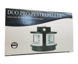oryginalny Duo Pro Pestrepeller