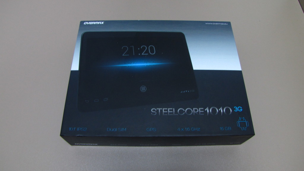 tablet overmax steelcore 1010 3G