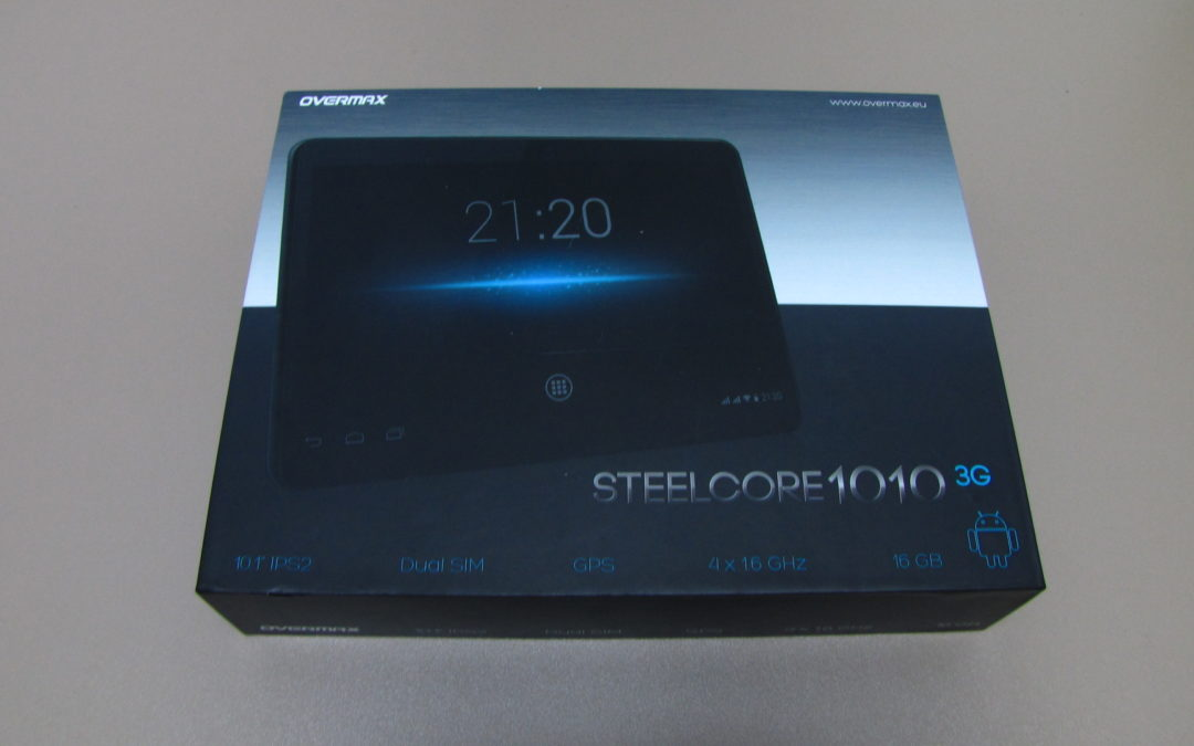 Tablet Overmax Steelcore 1010 3G opinie
