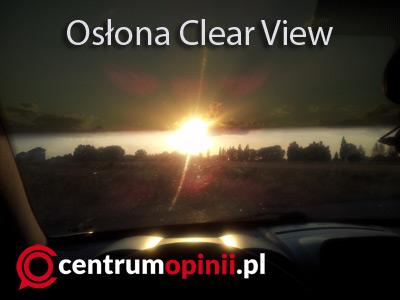 Osłona do samochodu Clear View opinie