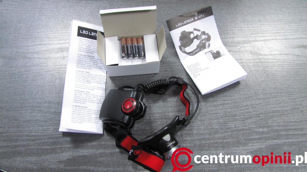 latarka Led Lenser H7.2 opinie