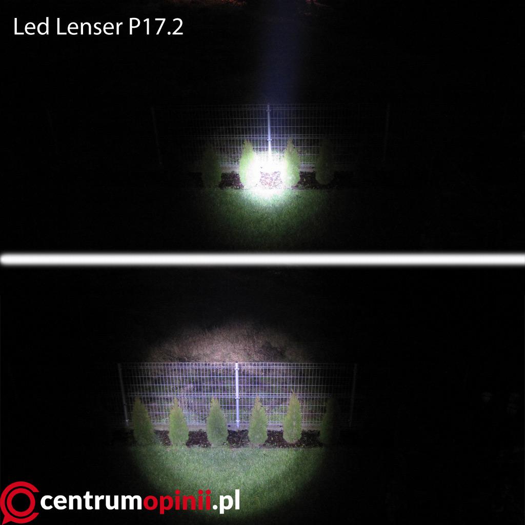 Latarka Led Lenser P17.2 opinie
