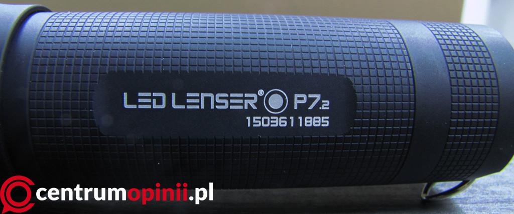 Latarka Led Lenser P7.2