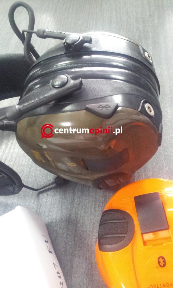 Sluchawki Peltor Sporttac WS z Bluetooth