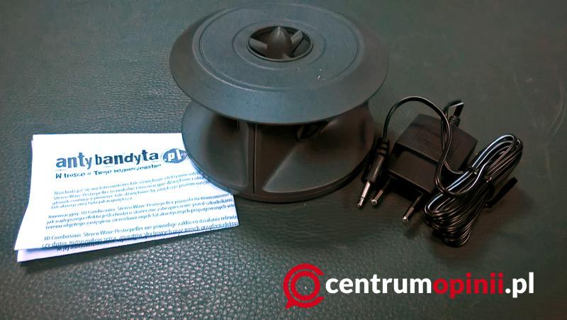 Odstraszacz 3D Combosonic Stereo Wave Pestrepeller opinie
