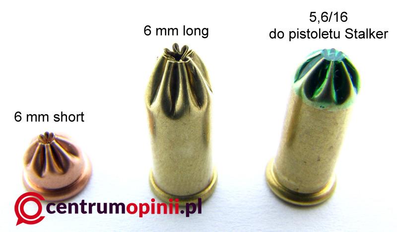 amunicja hukowa 6 mm