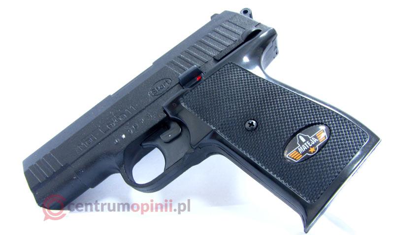 Pistolety hukowe i rewolwery hukowe opinie