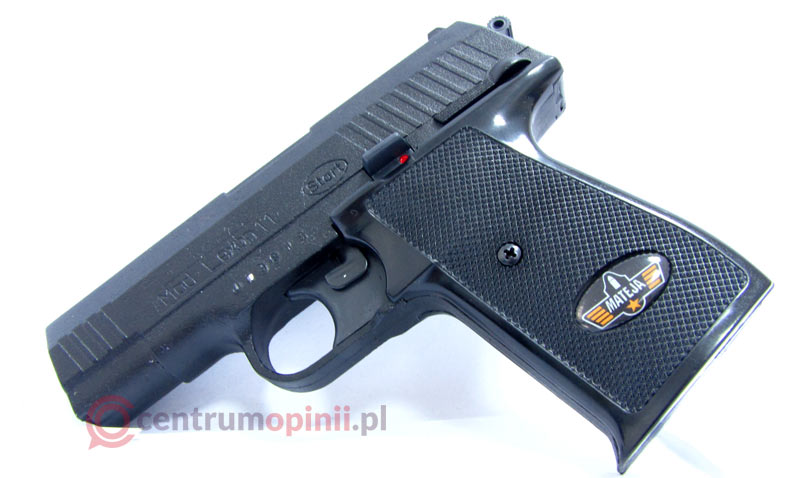 Pistolet hukowy Lexon 11 opinie