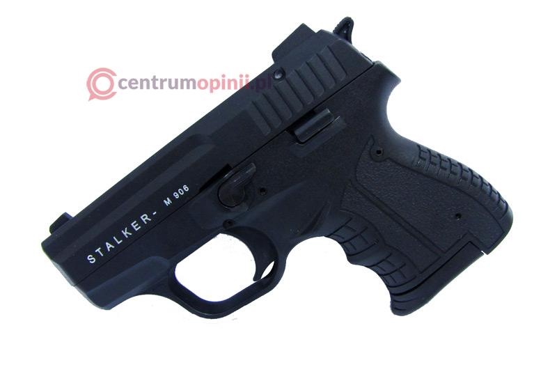 Pistolet hukowy Stalker M906 opinie