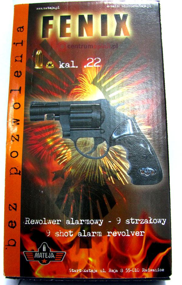 Rewolwer hukowy Fenix 6 mm