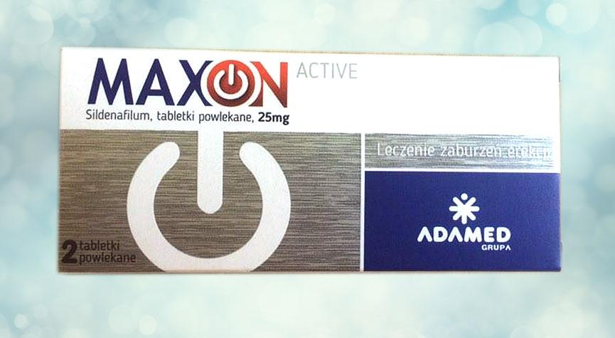 Maxon Active opinie