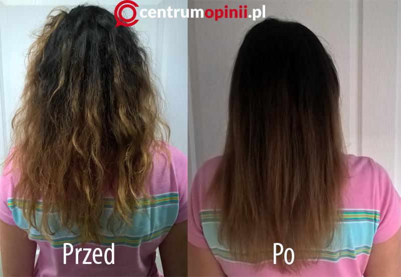 Simply Straight szczotka do prostowania włosów