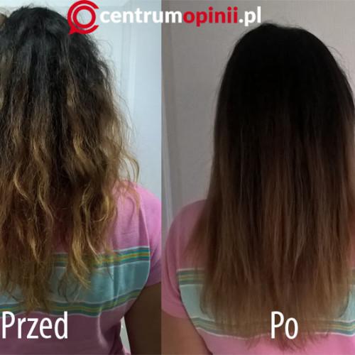 Szczotka prostująca włosy Simply Straight