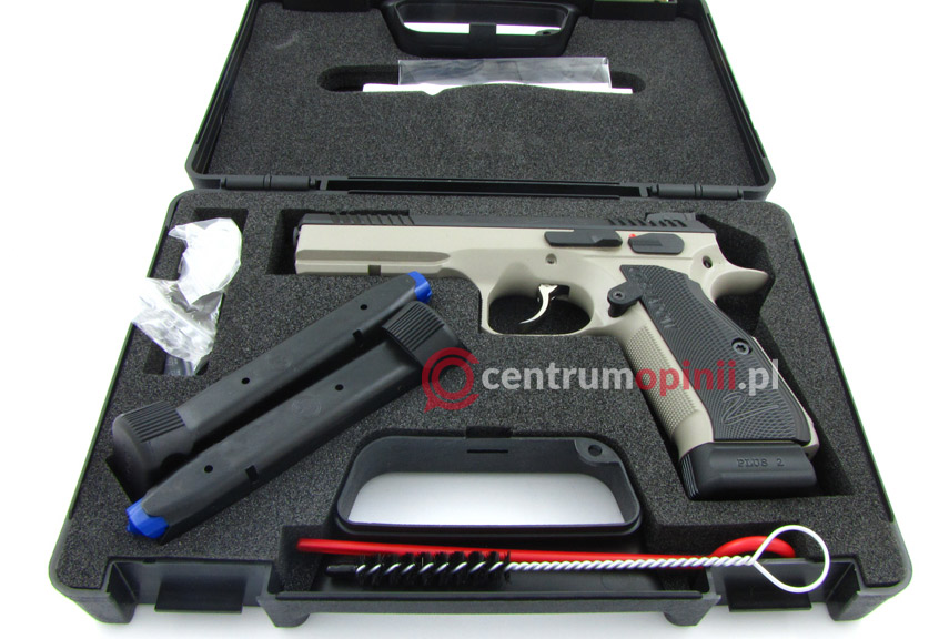 Pistolet CZ Shadow 2 opinie