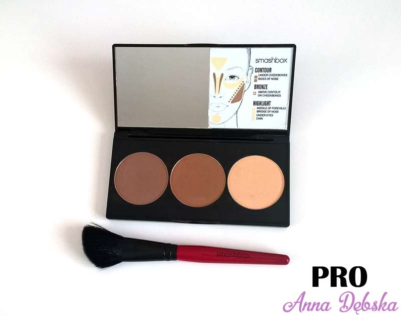 Smashbox contour Kit opinie