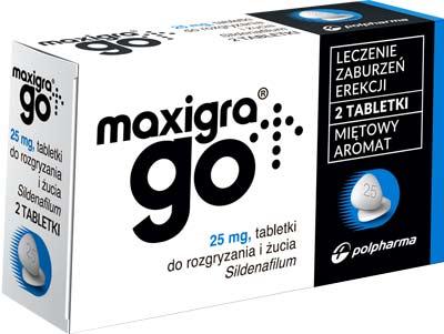 Maxigra Go opinie