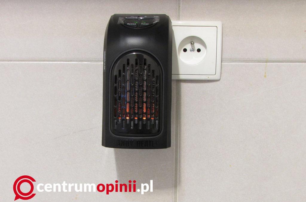 Rovus Handy Heater ogrzewacz powietrza opinie
