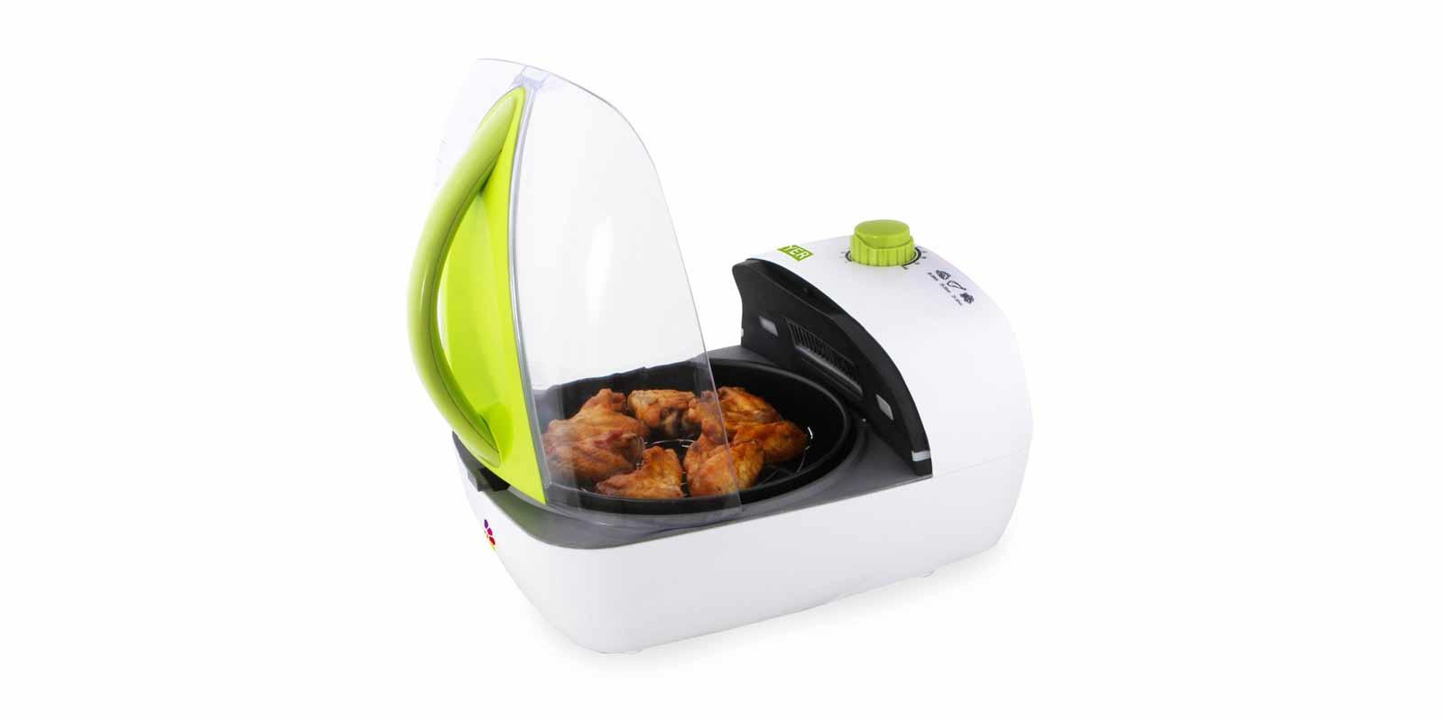 Jet Fryer opinie o urządzeniu do smażenia beztłuszczowego