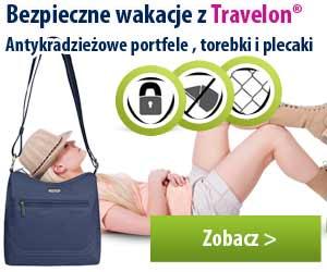torebki i plecaki travelon
