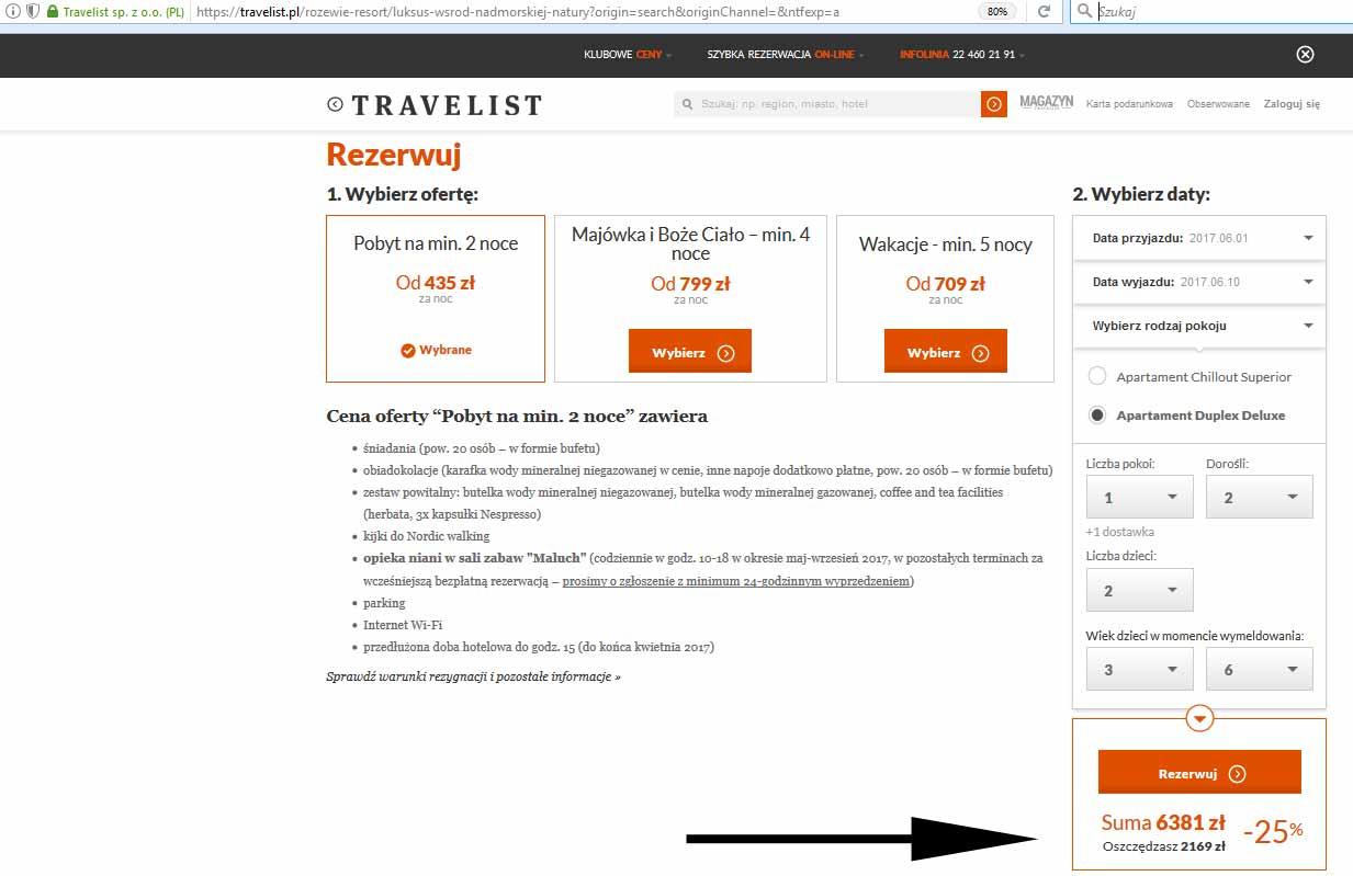 travelist opinie