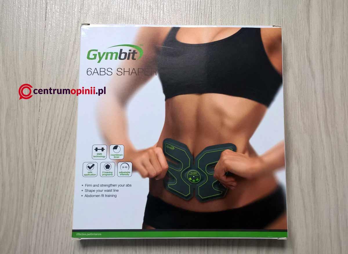 Gymbit elektrostymulator opinie