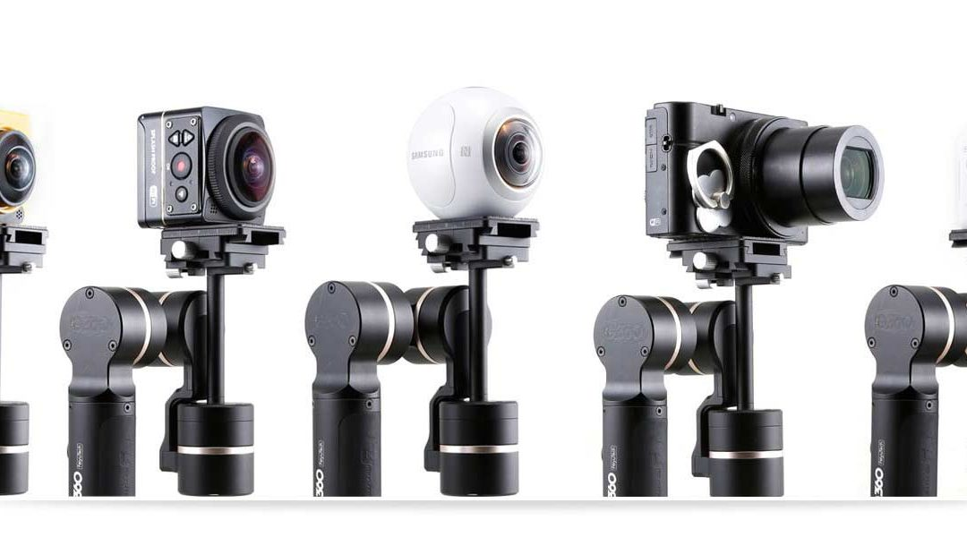 Gimbal do kamer 360 stopni Feiyu-Tech G360 opinie