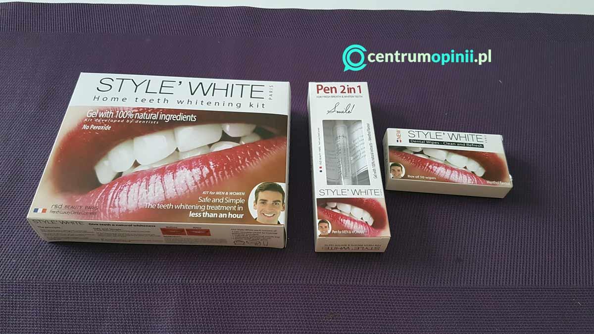 Wybielanie zębów Style White Opinie