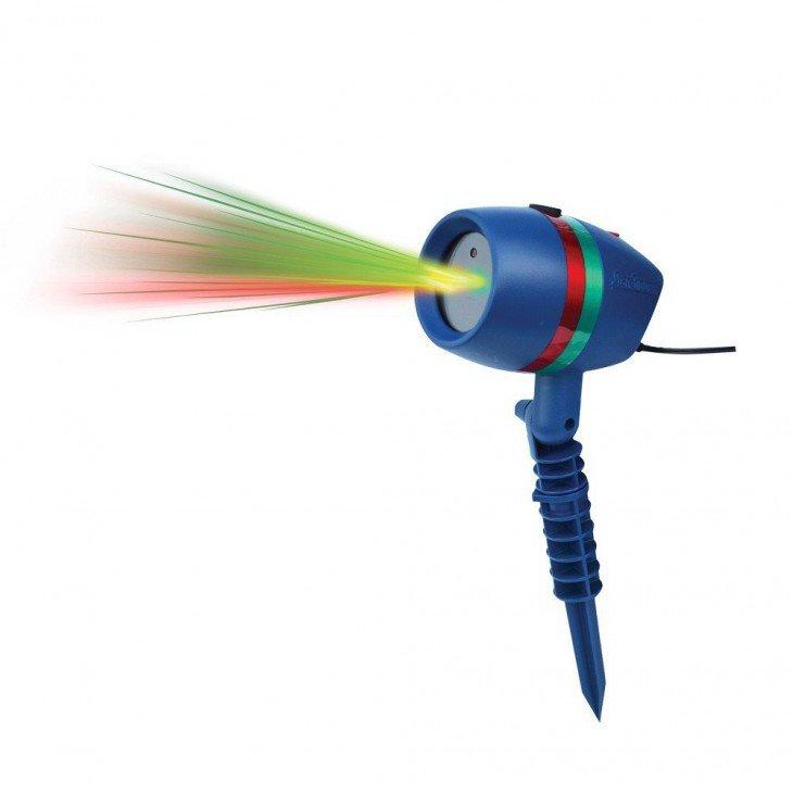 Star Shower ruchomy reflektor laserowy z pilotem Opinie