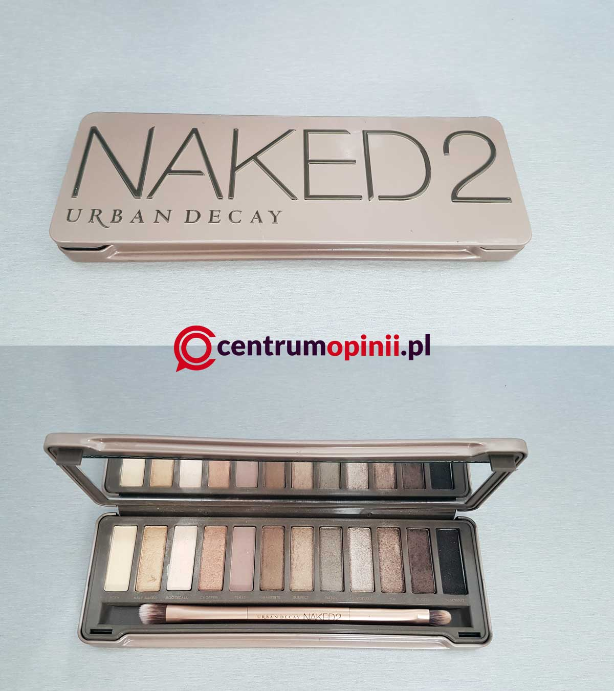 Urban Decay Naked 2 Opinie