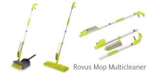 Rovus Mop Multicleaner Opinie