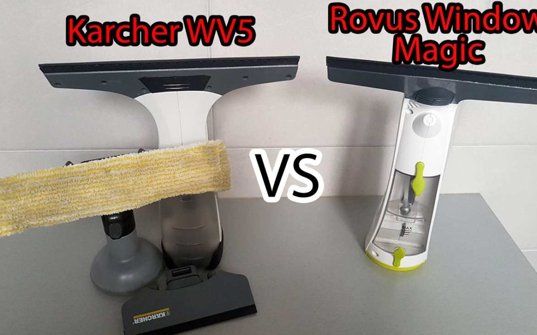 Myjka Rovus Window Magic Opinie