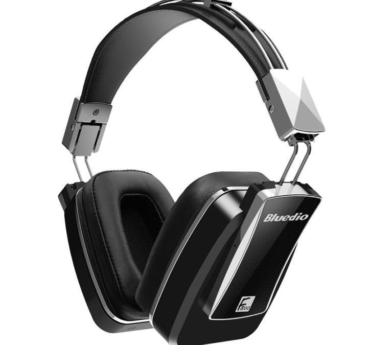 Słuchawki Bluedio F800 opinie