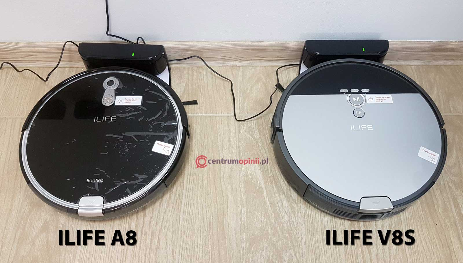 Ilife A8 opinie