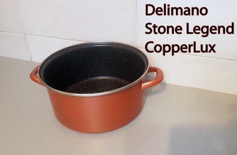 Garnek Delimano Stone Legend Copperlux