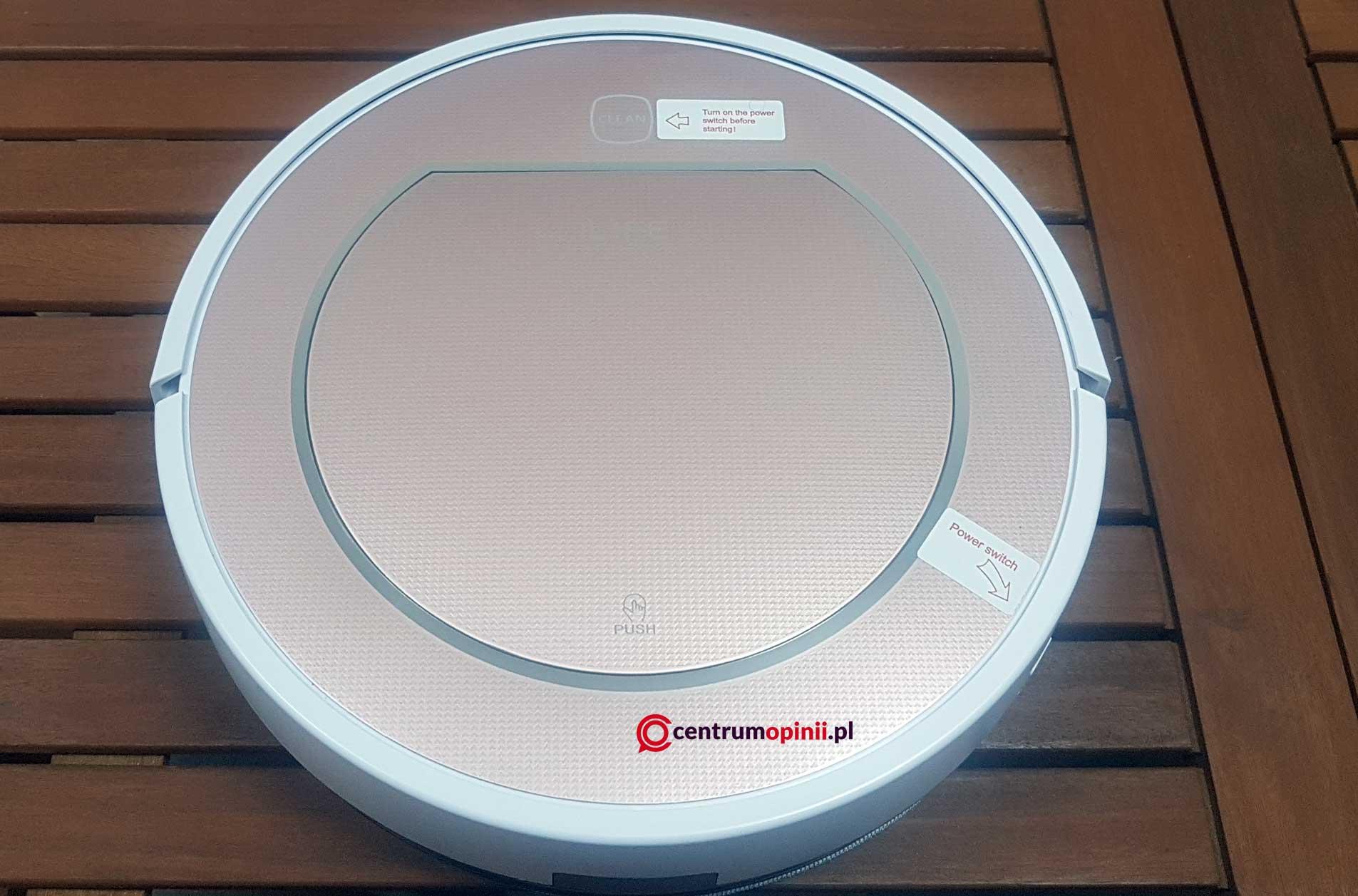 iLife V7s Plus opinie test i recenzja robota sprzątającego z mopowaniem pomieszczeń
