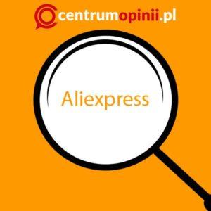 Aliexpress opinie
