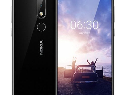 NOKIA X6 5.8 cala Phablet 4G International Version  wyprzedaz w Gearbest