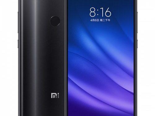 Xiaomi Mi 8 Lite Wersja Globalna Phablet 4G 128GB ROM  wyprzedaz w Gearbest