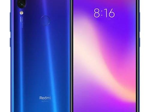 Xiaomi Redmi Note 7 4G Phablet Global Version  wyprzedaz w Gearbest