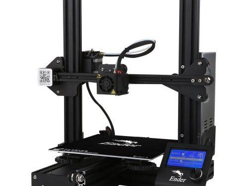 Creality3D Ender – 3 Zestaw do Samodzielnego Drukowania 3D z rabatem w sklepie Gearbest