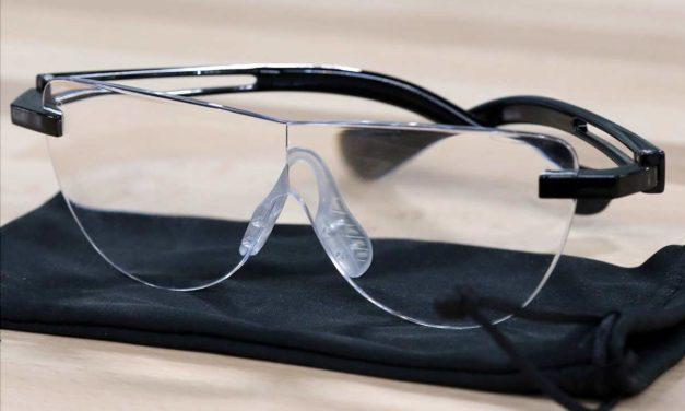 Okulary powiększające Crystal Vision opinie