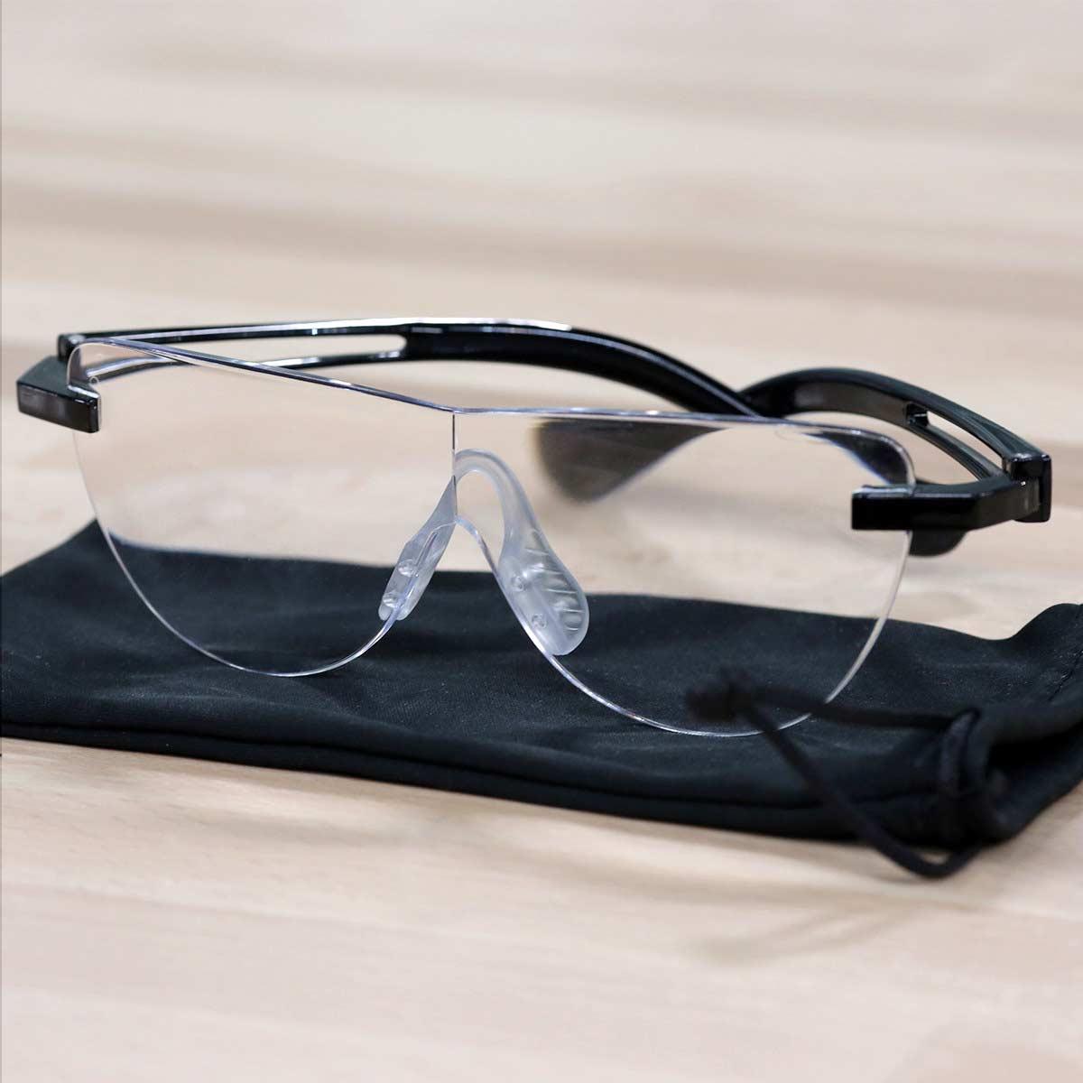 Crystal Vision okulary powiększające opinie