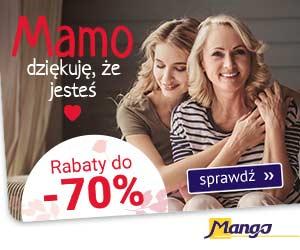 Dzień matki w Mango.pl