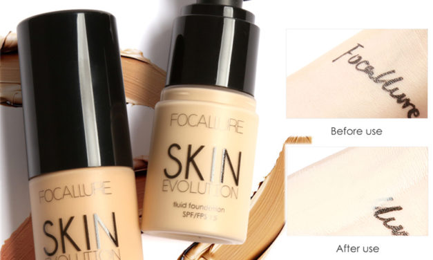 FOCALLURE baza twarzy płynny podkład w kremie pełne pokrycie korektor kontrola oleju łatwe do noszenia miękkie twarzy podkład do makijażu promocja na Aliexpress