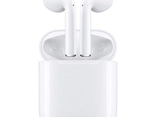 i12 TWS Binaural Call Zestaw słuchawkowy Bluetooth V5.0 ze zniżką w sklepie Gearbest