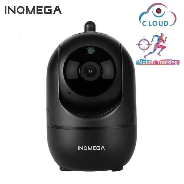 INQMEGA HD 1080 P chmura bezprzewodowa kamera IP inteligentny automatyczne śledzenie człowieka bezpieczeństwa w domu kamery monitoringu CCTV sieci Wifi kamery