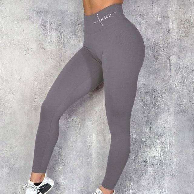 NIBESSER 2019 Push Up legginsy damskie legginsy treningowe legginsy poliester wysokiej talia Jeggings kobiety ołówek spodnie